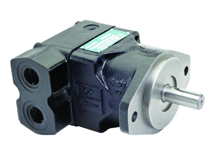 Hydraulic Vane Motors Veljan Interchangeable To Denison