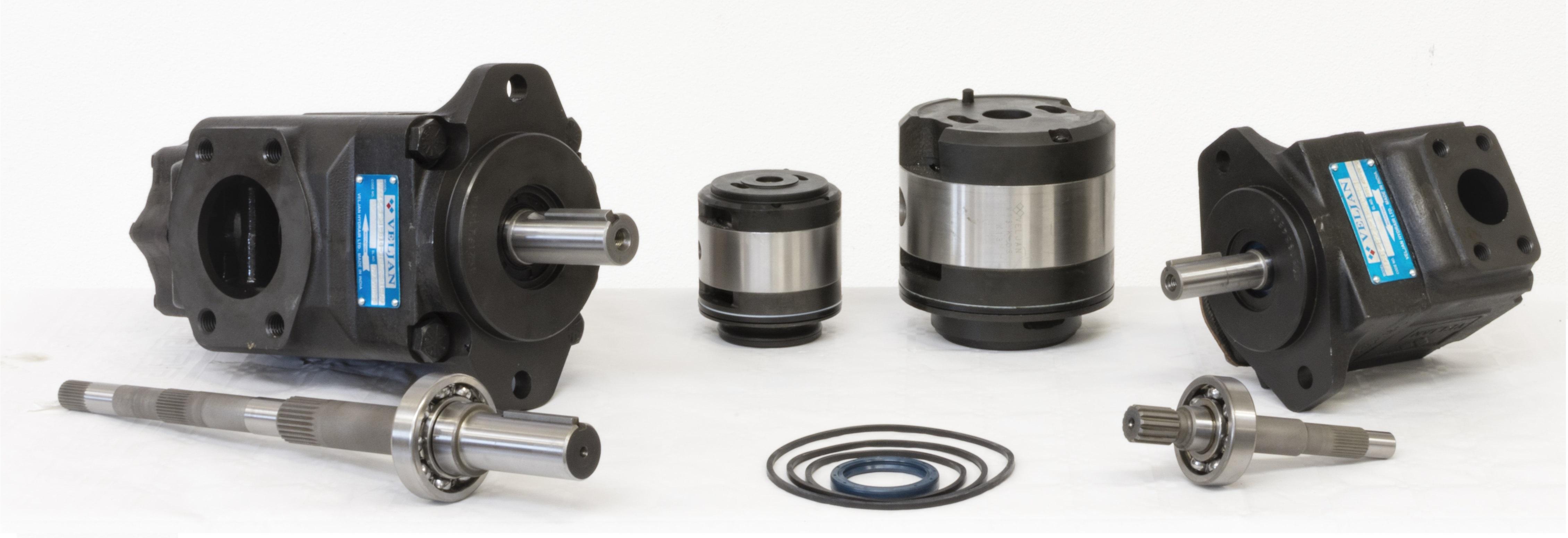 Veljan vane pumps compatible to denison quick delivery for Denison motors denison tx